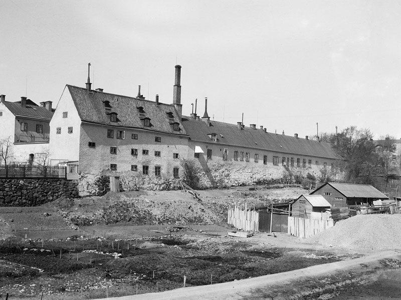 Katarina sjukhus på Södermalm