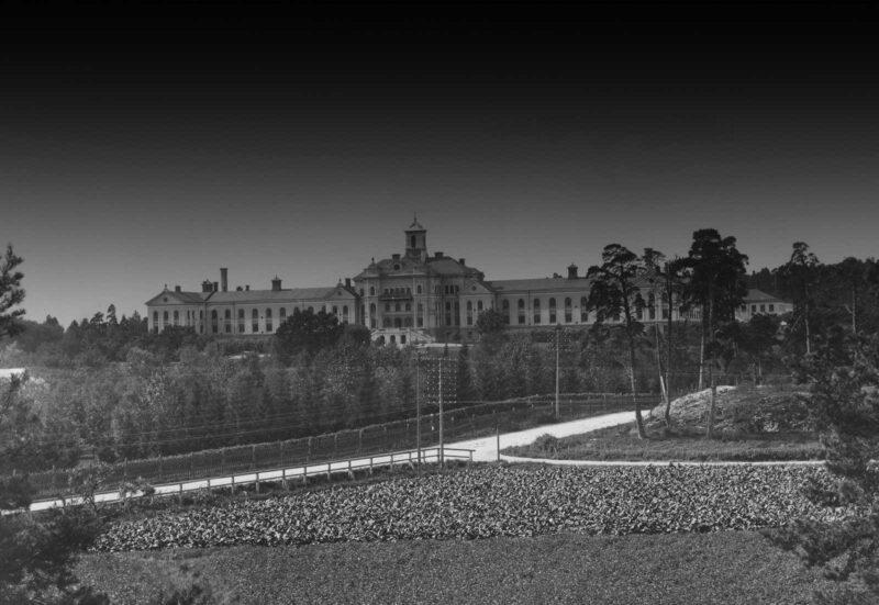 Stockholms Hospital eller Konradsbergs sinnessjukhus.