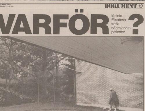 Villa 39 och Sveriges farligaste kvinna